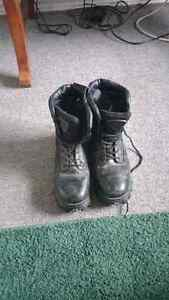 Steel toe boots top of the line name brand work boots