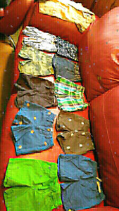 Baby boy 6-12 month summer shorts LOT SALE $20 takes all