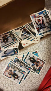 Hockey cards (TONS OF THEM)