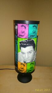 ELVIS DECORATIVE LAMP