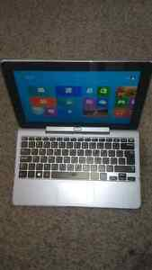 "Samsung XE500T1C-HA1CA 11.6""  Windows Tablet with keyboard"
