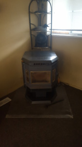 Whitfield  Wood Pellet Stove