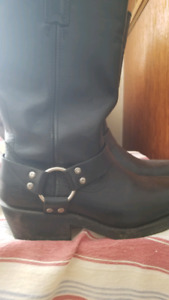 Womens Harley riding boots