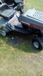 Riding lawn mowers  for sale n parts