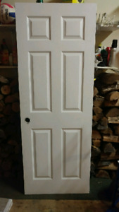 "Excellent shape 30"" interior door"