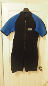 Wet Suit -  Men's Shortie