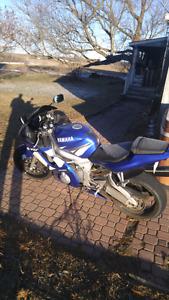 2002 R6 Yamaha
