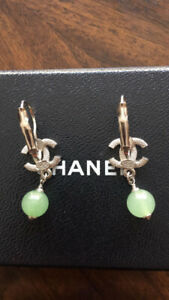 b0bc8b24f2c Authentic CHANEL earrings like brand new