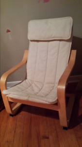 Children ikea poang  chair