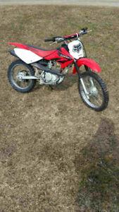 2004 CRF100F