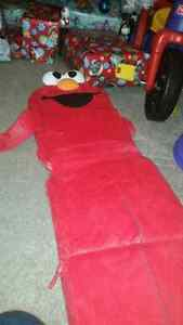 Elmo chair goes into a bed as well Prince George British Columbia image 2