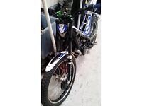 Sherco 290 trials bike a1 condition