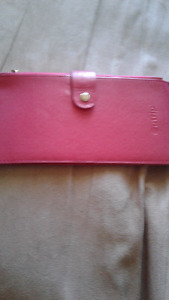 LIKE NEW PINK WALLET