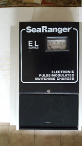 Sea Ranger Electronic  Marine Battery Charger