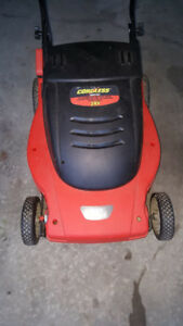 Black & Decker 24V Cordless  Lawn Mover