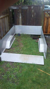 Diamond Plate Truck Bed Liner