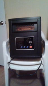 elctric heater with remote for sale 1500 wats