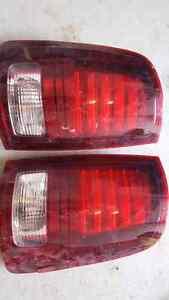 2014 Dodge RAM LED Taillights