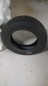 Four Good Year Winter Tires for Sale ~ 195/65/R15