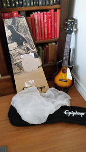 Les Paul Epiphone Electric Ukelele