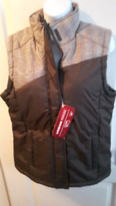 "Keep Warm!!!  with this BNWT, ""Urban Rags"" holofil winter vest"