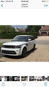 Range Rover Sport GT Limited 2013