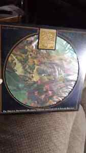 The Lord of the Rings vinyl..
