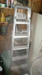 6 ft step ladder