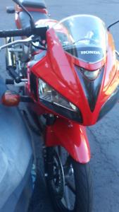 Honda 125CBR ** Excellent Cond ** 8200 kms