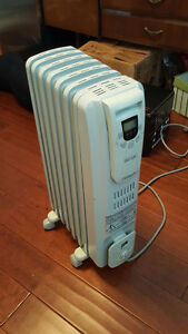 Norma Electric Oil Heater for only $50!