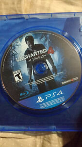 UNCHARTED 4 and bf4 up for trade(read below) Cambridge Kitchener Area image 2