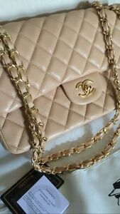 DOUBLE FLAP CHANEL BAG