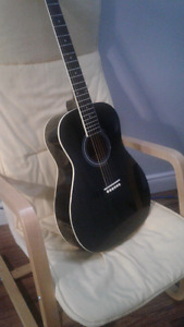 Acoustic guitar for junior