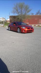 2007 Mitsubishi Eclipse gtv6 spyder