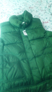 Brand New vest jacket size medium for$20