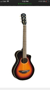 Yamaha Acoustic/Electric  Guitar - youth