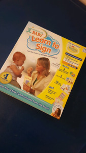 Learn to sign with baby kit