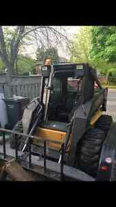 Skid steer New Holland LX 985