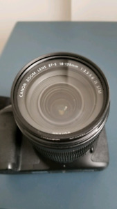 FS:  Canon EF-S 18-135 IS STM