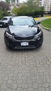 2015 Kia Optima SX Luxury - Fully Loaded only 13000 KMs - $26850