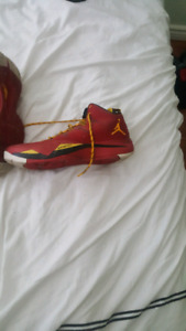Jordan bball shoes, dress shoes etc