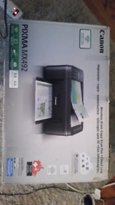 All-in-one Canon printer PIXMA MX492 Best offer