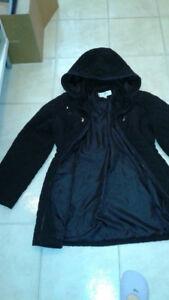Beautiful Quilted Winter Jacket  (LIZ CLAIBORNE )