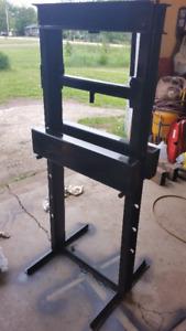 20 Ton shop press - Canadian made