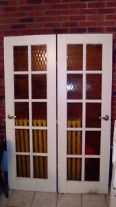 Antique French doors for sale