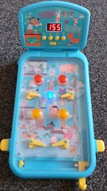 KIDS PIN PONG MACHINE