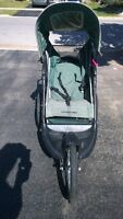 Jogger Stroller Baby Trends Expedition