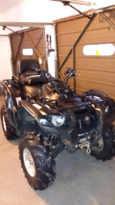 2008 Grizzly 700 Special Edition