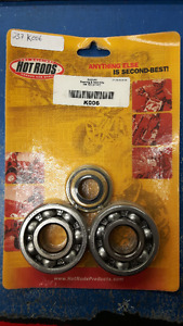 HOTRODS CRANK BEARING & SEAL KIT K006