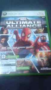 Marvel ultimate alliance, forza motor sport 2. Two in one